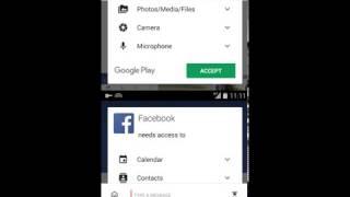 Facebook - Android OS access