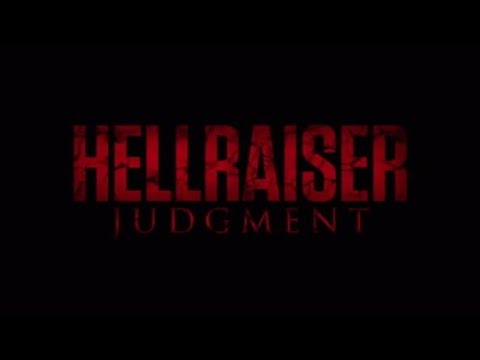Hellraiser Judgement 2018 Trailer DVD BLURAY