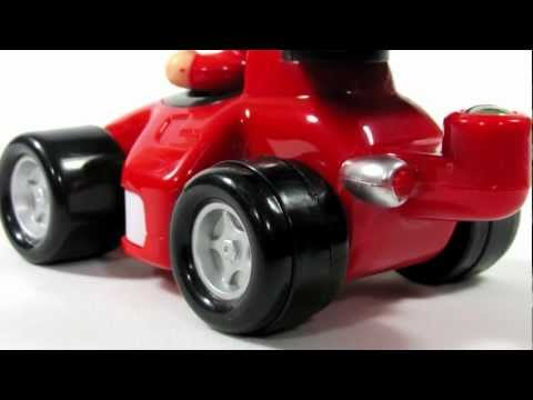 WOW Toys | Robbie Racer Toy Review