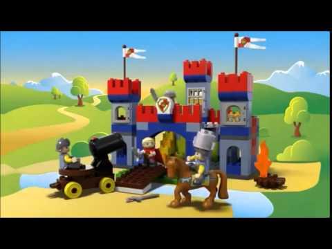 Vidéo LEGO Duplo 10577 : Le château royal