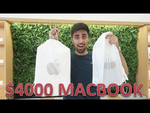 , title : 'MY $4000 MACBOOK PRO !!!'