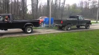 Ford diesel(7.3) vs ford(460)