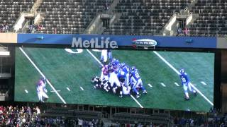 NY Giants 2011-12 Season In Review Video From MetLife Stadium Rally