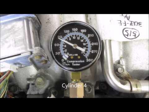 www.JDMEnginebay.com- JDM TOYOTA 3UZ FE V8 Engine Compression Test Videos