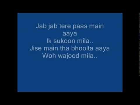 Video Dil sambhal ja zara ( Murder 2) HD audio & video LYRICS.avi download in MP3, 3GP, MP4, WEBM, AVI, FLV January 2017