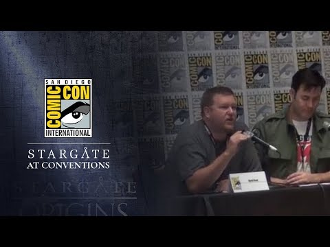 San Diego Comic-Con Panel 2017 | STARGATE: Origins