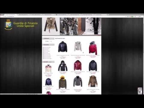 Vendite online di prodotti contraffatti: oscurati siti e profili Facebook VIDEO