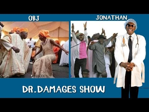 Dr Damages Show - The Difference in the dance