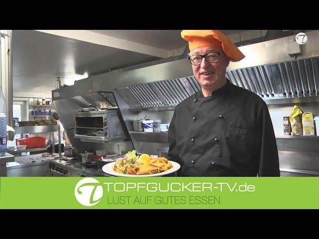 """Käse - Steak """"Zur Linde""""   Rezeptempfehlung Topfgucker-TV"""