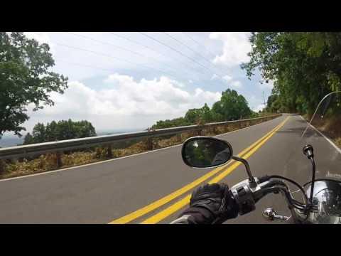 Lookout Mountain Scenic Drive. (видео)
