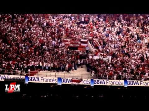 Video - Señores yo soy del gallinero (palmas en Núñez) - River vs. Tigre - Torneo Final 2013 - Los Borrachos del Tablón - River Plate - Argentina