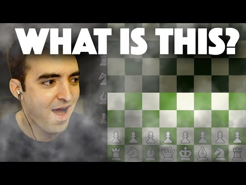 FOG OF WAR CHESS | My First Ever Game