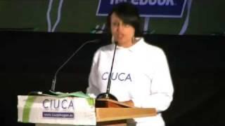 Pulsa para ver el vídeo - Mitin en Pino Seco