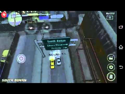 comment prendre un avion dans gta chinatown wars