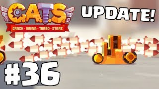Video New All Star Events GRAVITY BATTLES, FLOOR IS LAVA & NEW MAPS | C.A.T.S | Crash Arena Turbo Stars 36 MP3, 3GP, MP4, WEBM, AVI, FLV Agustus 2018