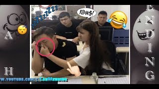 Video FUNNY PRANK 2017 | Try Not To Laugh or Grin-Gone Wrong Prank Compilation challenge#23 MP3, 3GP, MP4, WEBM, AVI, FLV September 2017