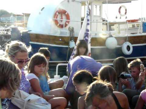 """Zlarinsko ljeto 2009. - """"Desnat na Marin"""""""