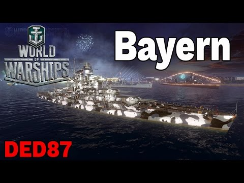 ognioodporny  - Bayern - World of Warships