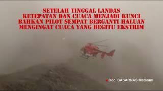 Video PILOT BERNYALI Evakuasi Pendaki Rinjani Pasca Gempa Bumi Lombok MP3, 3GP, MP4, WEBM, AVI, FLV Agustus 2018