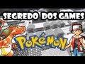 Segredo Dos Games: Pok mon Red blue green yellow primei