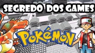 1. SEGREDO DOS GAMES: Pokémon Red/Blue/Green/Yellow (Primeira Geração)