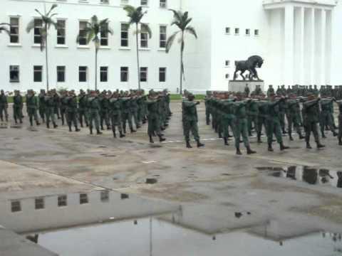 Academia Militar de Venezuela - Redoble Maisanta