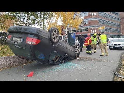 Video - Νορβηγία: Πάνω σε οικογένεια έπεσε το κλεμμένο ασθενοφόρο - Δύο μωρά ανάμεσα στους τραυματίες