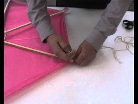 Πως να φτιάξετε μόνοι σας χαρταετό!