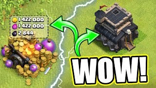 Video THIS IS MY NEW BASE!! - Clash of Clans - EXTREMELY RUSHED BUT CAN WE MAX IT!? MP3, 3GP, MP4, WEBM, AVI, FLV Oktober 2017