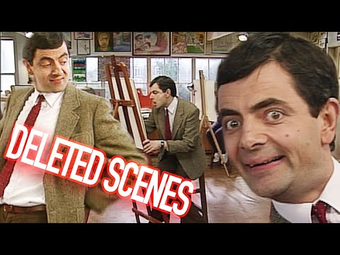 Mr Bean: Back to School (Deleted Scenes) | RARE UNSEEN Clips | Mr Bean Official