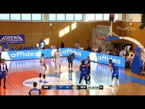 ΙΩΝΙΚΟΣ – ΗΡΑΚΛΗΣ | Basket  League | 02/11/2019 | ΕΡΤ