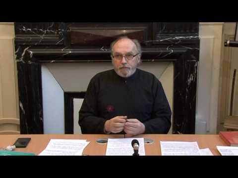 CDS Paris, 24 janvier 2017: Gérard Reynaud - Ancien Testament,  niveau 3