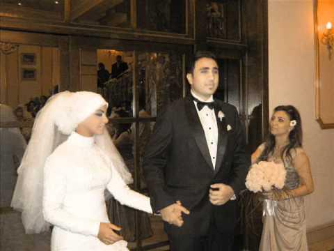 حفل زفاف احمد أكثم غرابة وراندا محسن صالح (صور )