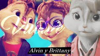 Brittany x Alvin x Jeanette  Vuelve Beret cover Alvin y las ardillas