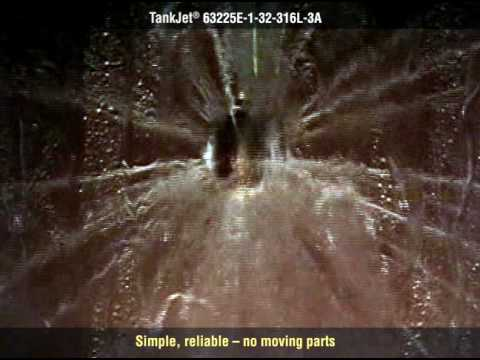 Tank Cleaner | TankJet 63225 Spray Balls Video Image