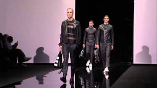 Emporio Armani - 2015 Spring Summer Menswear Collection