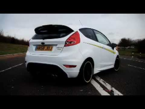 Ford Fiesta Upgrade kit.flv