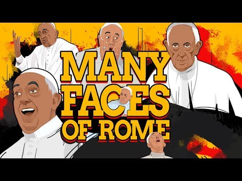 MANY FACES OF ROME (MOVIE)