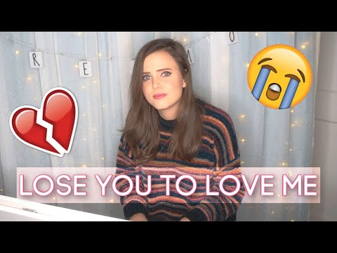 "Selena Gomez  ""Lose You To Love Me"" Cover by Tiffany Alvord"