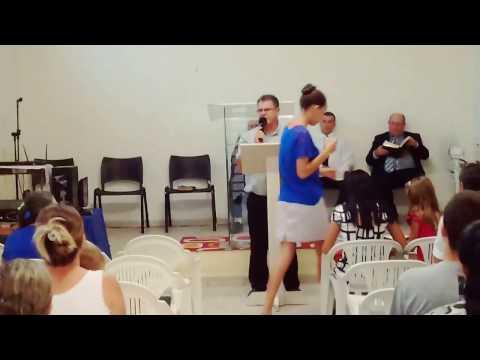 Igreja avivada em Cristo em lençóis paulista