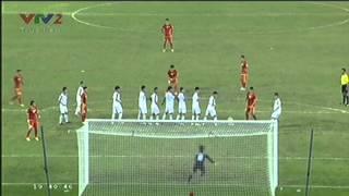 Sea Game: U23 Việt Nam 5-0 U23 Lào