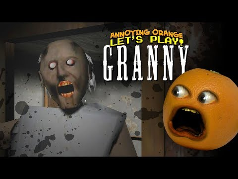 Video Granny!  [Annoying Orange Plays] download in MP3, 3GP, MP4, WEBM, AVI, FLV January 2017