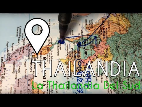 La Thailandia Del Sud - Episodio 8 видео