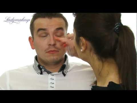 Makijaż Pana Młodego Ślubny