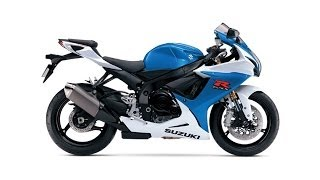 5. 2014 SUZUKI GSX R750 Price and Specs