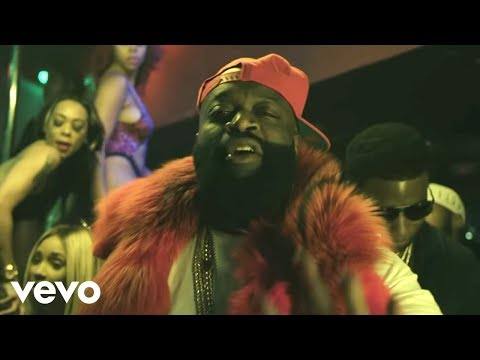 Rick Ross Ft. Gucci Mane  - She On My D*ck