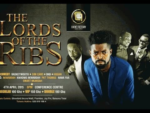 Two Idiots Comedy Drama At The Lord Of Ribs