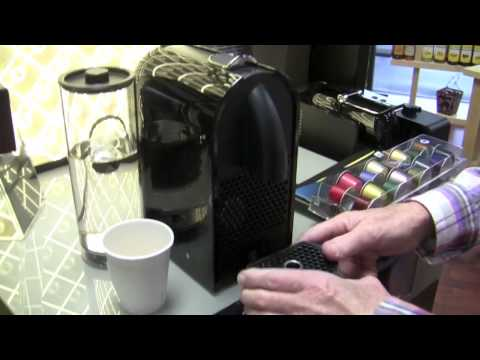 Crew Review: Nespresso U Capsule Espresso Machine