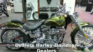 3. 2014 Harley-Davidson Softail CVO Breakout - Details