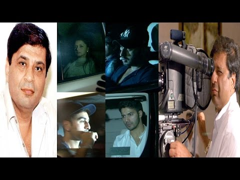 Ranbir Kapoor, Varun Dhawan, Arjun Kapoor Paid Last Respect To Ravi Chopra